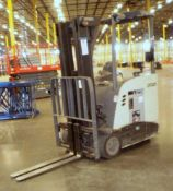 Crown 3,000-LBS. Capacity Model RC3020-30 Electric Stand Up Narrow Aisle Forklift