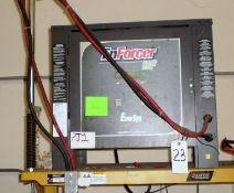 Exide Gold 24-Volt EnForcer HF Electric Battery Charger