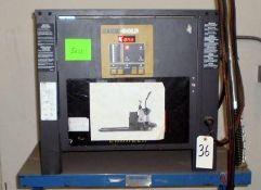 Exide Gold 24-Volt Model D3G-12-550 Electric Battery Charger S/N: DD118169 (2005) (O.I.D. 37)