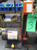 "Dayton 1"" x 42"" 1/2-HP Model 2RYN6 Belt Grinder"