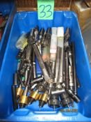 New And Used Boring Bar Tooling