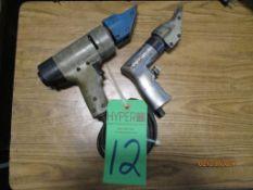 Kett Electric Shear M/N E-140 And Ingersoll Rand Pneumatic Shear M/N 78025