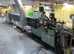 Butyl Extruder Line ***$500 Quote to Pickup & Place onTrailer***