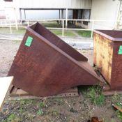 Self Dumping Hopper