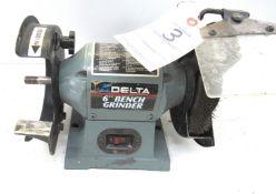 """6"""" Delta Mod.23-640 Dbl.End Grinder"""