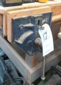 """9"""" Record 52-1/2ED Quick Release Woodworking Vise w/ 94""""L x 34""""FB x 34.5"""" Work Bench, Roller Bearing"""