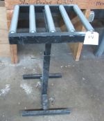 """12"""" Adustable 5 Roller Stand"""