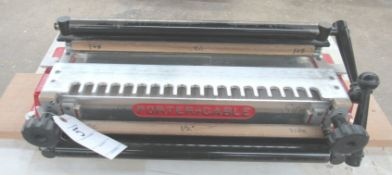 "Porter Cable Mod.5116 16"" Dovetail Machine"