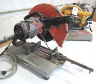 """14"""" Packard Mod.3355A Abrasive Cut Off Saw"""