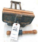 """10"""" Morgan No.200A Woodworking Vise"""