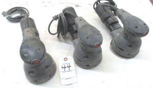 "Porter-Cable Mod.343 5"" Random Orbital Sander"