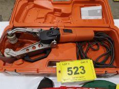 FEIN RS12-70E PIPE BELT SANDER