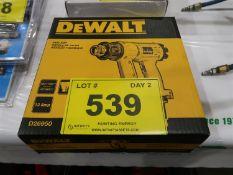 (NEW) DEWALT ELECTRIC HEAT GUN