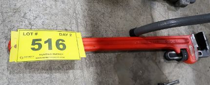 RIDGID 36 IN. PIPE WRENCH