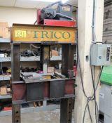 TRICO HYDRAULIC SHOP PRESS