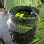 LOT OF (3) CONTINENTAL 315-770-15 (WEST BUILDING, NORTH WAREHOUSE)