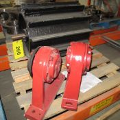 """PALLET OF 23"""" ROTATING WHEEL W/ CP471 HOUSINGS (EAST BUILDING, SOUTH WAREHOUSE)"""