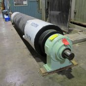 VOITH ROLLER IN HOUSINGS (WEST BUILDING, PAPER MACHINE AREA)