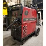 LINCOLN ELEC. POWER MIG 255 WELDER