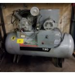 INGERSOL RAND 10HP AIR COMPRESSOR. S/N: 30T 781980