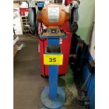 """CENTRAL MACHINERY 8"""" BENCH GRINDER"""