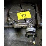 "MECATECNICA 12"" ROTARY TABLE. MOD: PHVD320 S/N: P7897B"