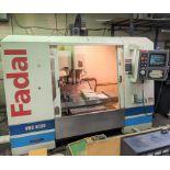 2000 FADAL 906-1S VMC 4020HT CNC VERTICAL MACHINING CENTER, FADAL MULTI PROCESSOR CNC CONTROL,