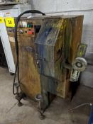 BENZ MACHINE MODEL 102 CABLE CUTTER, S/N 14005