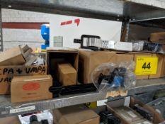 LOT DE-STA-CO POWER CLAMPS, REGULATORS, ETC.