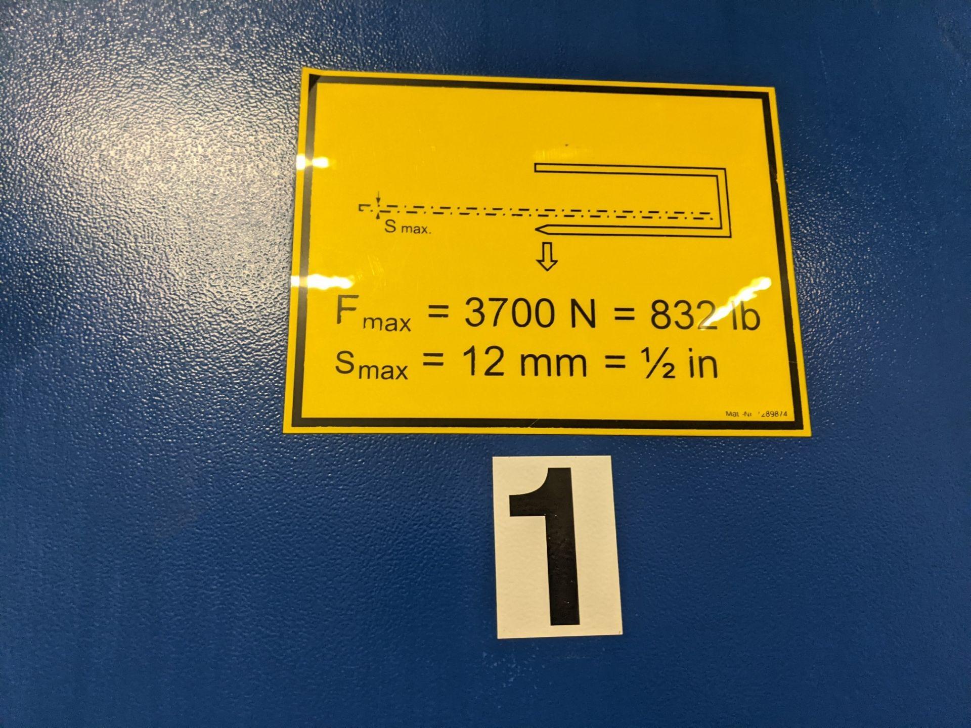 "2006 TRUMPF TRUMATIC L 2510 CNC LASER, 2,000 WATT, 4' X 10' TABLE, TRAVELS: X-120"", Y-50"", Z- - Image 16 of 32"