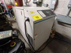 INGERSOLL-RAND SSREP15SE 15HP AIR COMPRESSOR, S/N KE0786U95052