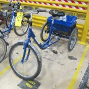 TORKER TRICYCLE (CENTER NORTH PLANT)