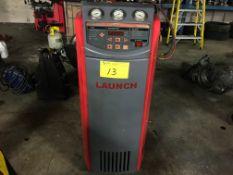 LAUNCH MRF-301 A/C SERVICE STATION MODEL MRF-301, S/N 640000052200