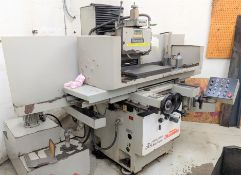 """OKAMOTO ACC-12.24ST AUTOMATIC HYDRAULIC SURFACE GRINDER, 12"""" X 24"""" MAGNETIC SURFACE PLATE,"""