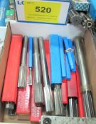 BOX OF REAMERS