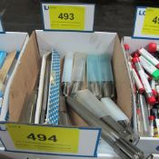 BOX OF COUNTER BORES/REAMERS