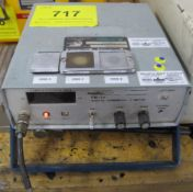MAGNAFLUX FM-146 DIGITAL CONNECTIVITY METER (SUBJECT TO LATE REMOVAL, PICKUP ON JULY 4TH)