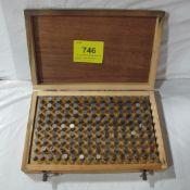 M13 PIN GAUGE SET, .501-.625