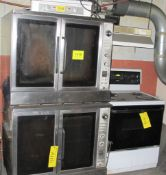 LOT OF (3) OVENS AND HOT PLATE