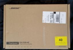 BOSE, FREESPACE IZA 2120-HZ, INTEGRATED ZONE AMPLIFIER - (BNIB) MSRP $1026