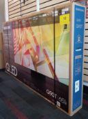 "SAMSUNG, 65"" Q90T TV, MODEL: QN65Q90TAF - (BNIB) MSRP $2499"