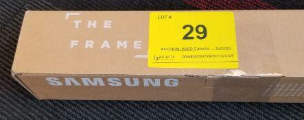 """SAMSUNG, THE FRAME 43"""" BEIGE, MODEL: VG-SCFN43LP/ZA - (BNIB) MSRP $79"""