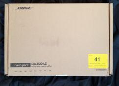 BOSE, FREESPACE IZA 2120-LZ, INTEGRATED ZONE AMPLIFIER - (BNIB) MSRP $1072