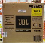 JBL, AWC82 LOUDSPEAKER SYSTEM - (BNIB) MSRP $600