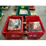BULK BID - LOT 1562 TO LOT 1566 INCLUSIVE - APPROX 790 VINTAGE TIME MAGAZINES (SUBJECT TO