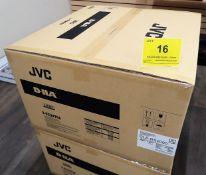 JVC D-ILA PROJECTOR, MOD. DLA-RS2000, HDMI, HDR, 4K, (BNIB) MSRP $9000