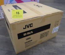 JVC D-ILA PROJECTOR, MOD. DLA-R53000, HDMI, 8K E-SHIFT, HDR, (BNIB) MSRP $18000