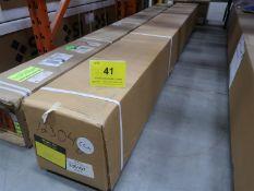 DRAPER 206107 PROJECTION SCREEN, 100 IN. DIAG. (60X80), LUMA2, MSRP $850