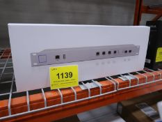 UNIFI ENTERPRISE GATEWAY ROUTER W/2 COMBINATION SFP/RJ45 PORTS MOD. USG PRO-4, (BNIB) MSRP $350