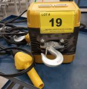 GIS MOD. GCH 500/N ELECTRIC HOIST